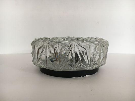 Applique vintage in vetro anni 60 in vendita su pamono