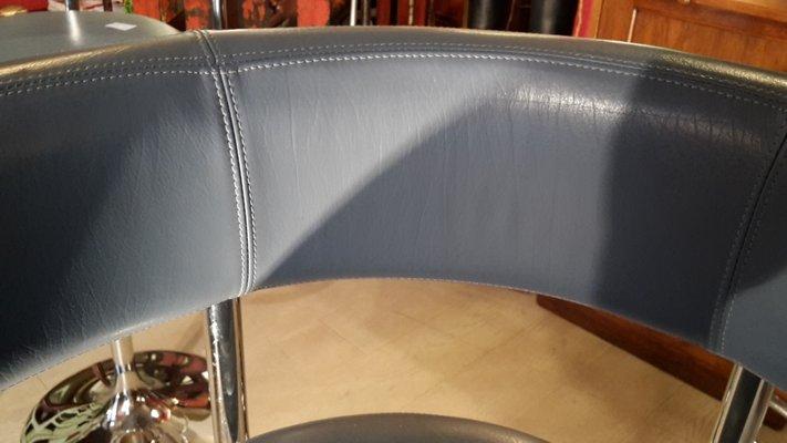 Sgabello Bar Girevole : Sgabello da bar girevole vintage di johanson design in vendita su
