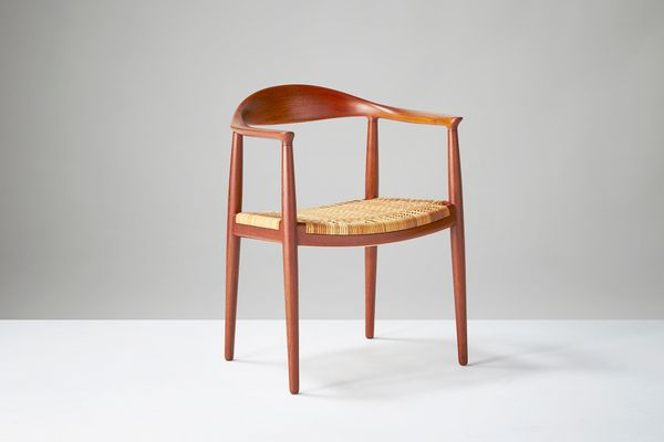 Genial Vintage JH 501 The Chair By Hans J. Wegner For Johannes Hansen 1