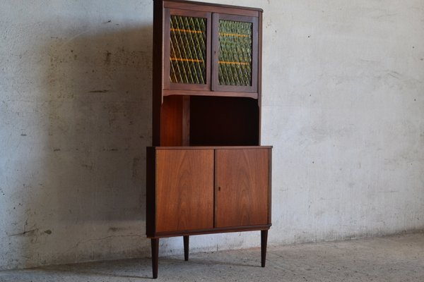 danish corner cabinet, 1960s for sale at pamono
