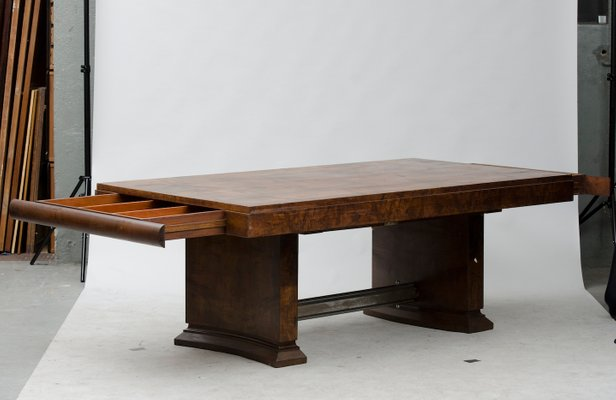 Vintage Art Deco Dining Table 2