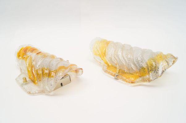 Murano glas wandlampen er er set bei pamono kaufen