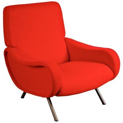 Poltrona Lady Zanuso.Italian Lady Easy Chair By Marco Zanuso For Arflex 1950s