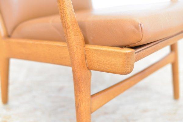 Mid Century AP16 Lounge Chair by Hans J. Wegner for AP Stolen