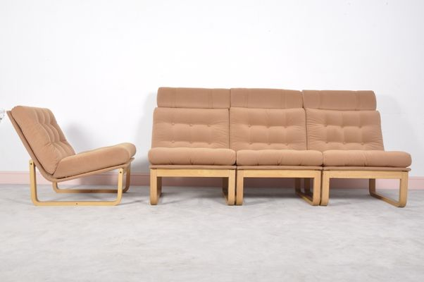 Sensational Mid Century Sectional Sofa By Rud Thygesen Johnny Sorensen For Magnus Olsen Durup 1960S Alphanode Cool Chair Designs And Ideas Alphanodeonline