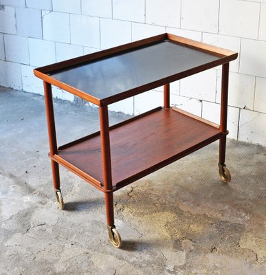 Bar Cart From John Stuart Inc., 1950s 1