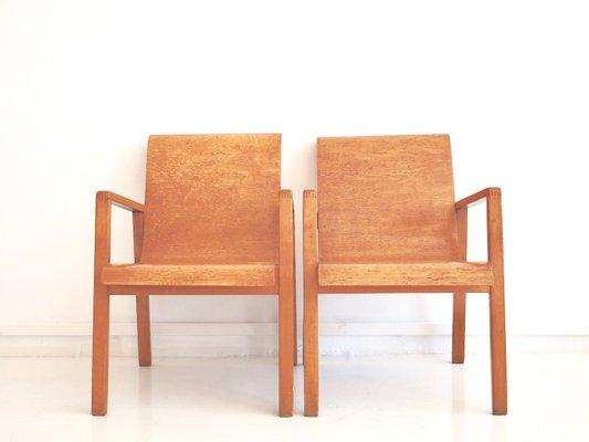 403 Hallway Chairs By Alvar Aalto For