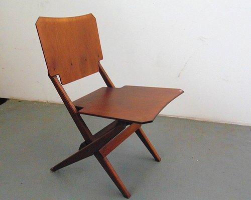 Mid Century Chair By Franco Albini For Poggi 4