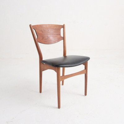 Danish Mid-Century Dining Chairs by Helge Sibast 1 & Danish Mid-Century Dining Chairs by Helge Sibast for sale at Pamono