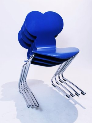 Pantoflex Mickey Mouse Chair By Verner Panton For Vs Möbel, 1994 13