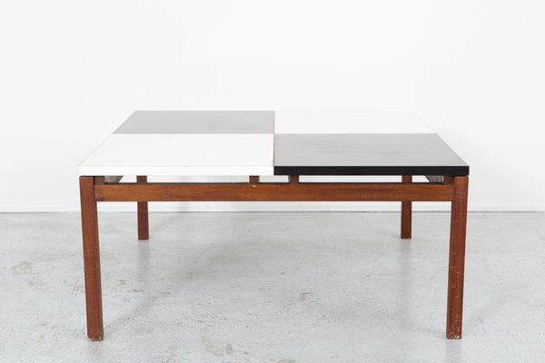 Merveilleux Coffee Table By Lewis Butler For Knoll, 1960s 1