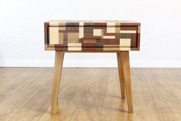 Night Stand Table Designs : Swiss mid century nightstand for sale at pamono