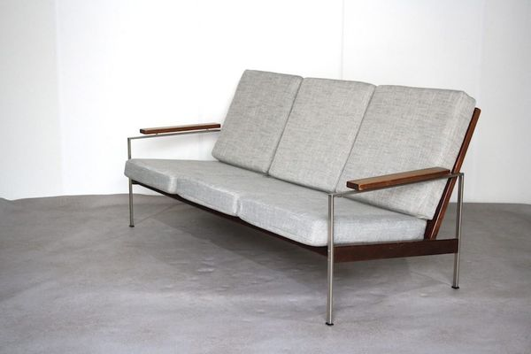 Minimalist Sofa By Rob Parry For Gelderland, 1960s 3
