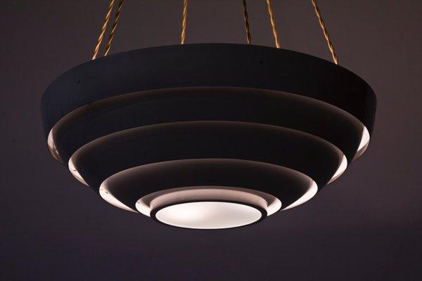 Lampade Da Soffitto Vintage : Lampada da soffitto vintage a luci anni in vendita su pamono