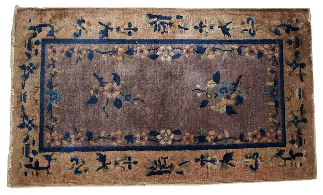 Handmade Chinese Art Deco Rug 1920s For Sale At Pamono