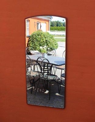 Danish Teak Mirror 1960s For Sale At Pamono