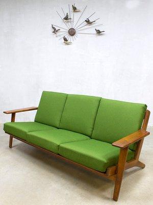 Mid Century Ge290 Sofa By Hans Wegner For Getama For Sale At Pamono