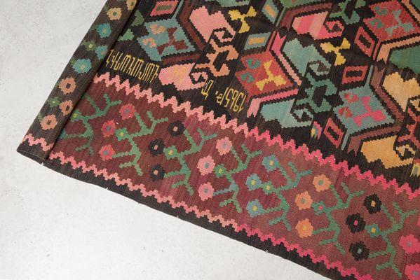 Tappeti Kilim Tunisini : Tappeto kilim vintage anni 60 in vendita su pamono