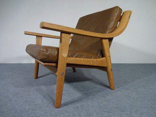 GE 530 Chair by Hans J. Wegner for Getama, 1960s