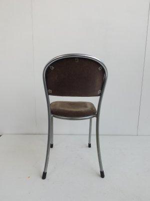 Chaise De Salon Modele 105 Vintage Par Willem Hendrik Gispen Pour 2