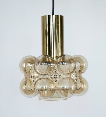 new product ab2bf 7582a Bubble Pendant Light by Helena Tynell for Glashütte Limburg