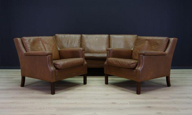 dänische vintage wohnzimmer sitzgruppe bei pamono kaufen, Design ideen
