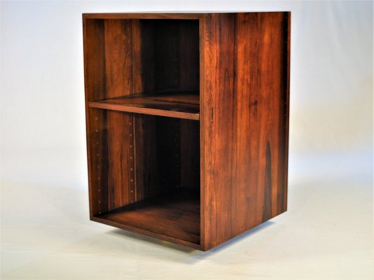 Merveilleux Rosewood Diplomat Storage Cabinets And Book Cases By Finn Juhl For France U0026  Søn, 1960s, Set Of 4