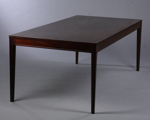 Mahogany Dining Or Conference Table From The Diplomat Series By Finn Juhl For Cado 1960s