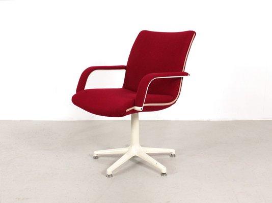 chaise de bureau vintage par geoffrey harcourt pour artifort 1 - Chaise De Bureau Vintage
