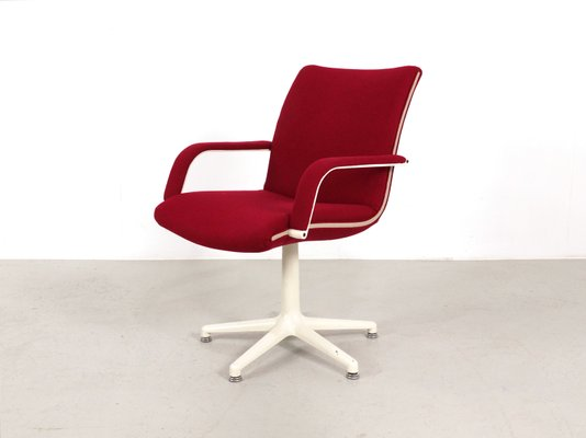 vintage office or desk chair by geoffrey harcourt for artifort for