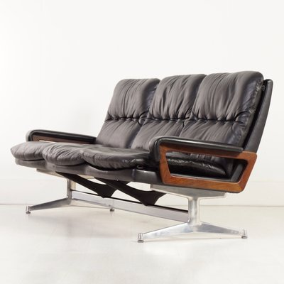 Awe Inspiring Mid Century King Sofa By Andre Vandenbeuck For Strassle Ncnpc Chair Design For Home Ncnpcorg
