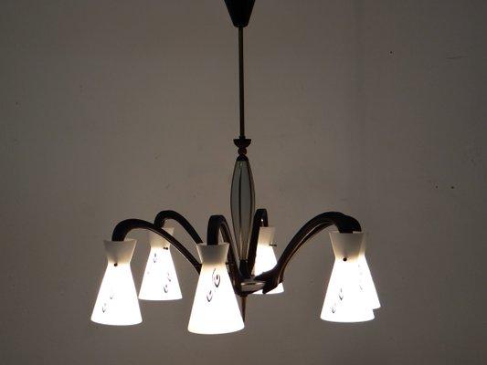 Lampade Da Soffitto Vintage : Lampada da soffitto vintage di stilnovo anni in vendita su pamono
