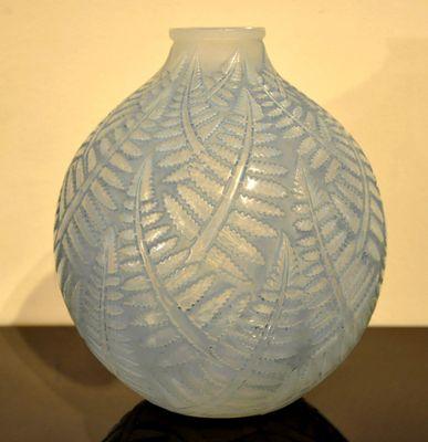 Espalion Vase By Ren Lalique 1927 For Sale At Pamono