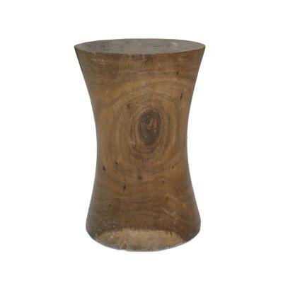 Französische Beistelltische Aus Fossilem Holz 1940er 2er Set Bei
