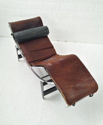 LC4 Chaise Longue by Le Corbusier, Charlotte Perriand & Pierre ...