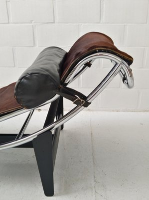 LC4 Chaise Longue By Le Corbusier Charlotte Perriand Pierre Jeanneret For Cassina 1960s