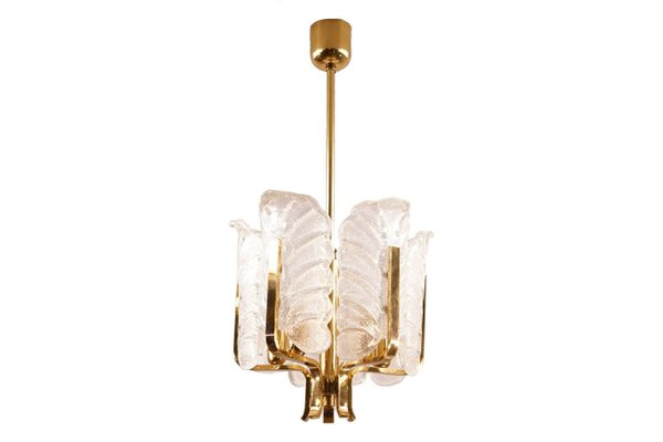 Vintage Murano Gl Pendant Light By Carl Erlund For Orrefors 1