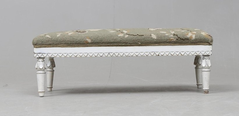 Swell 19Th Century Gustavian Foot Stool Pdpeps Interior Chair Design Pdpepsorg