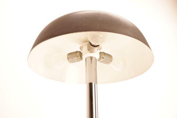 Bureau Maron De Lighting Avec Hillebrand Grande Abat Lampe Jour xerdoCBW