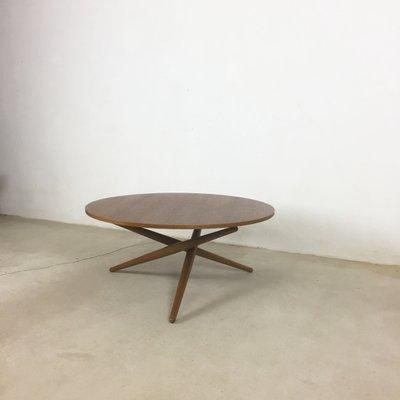 Ess Tee Teak Tisch Von Jürg Bally Für Wohnbedarf Zürich 1950er Bei