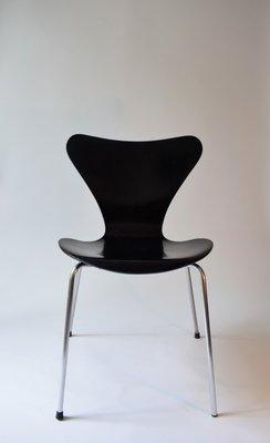 Serie 7 Stuhl Von Arne Jacobsen Für Fritz Hansen 1966 Bei Pamono Kaufen