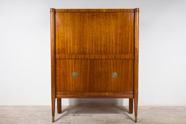 Art Deco Bar Cabinet From De Coene 1940s For Sale At Pamono