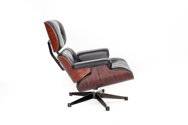 Genial Vintage Eames Lounge Chair By Charles U0026 Ray Eames For Vitra 2