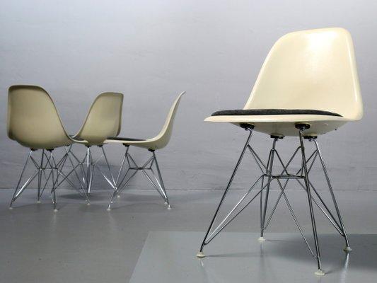 Vintage Beistellstühle von Charles & Ray Eames für Vitra ...