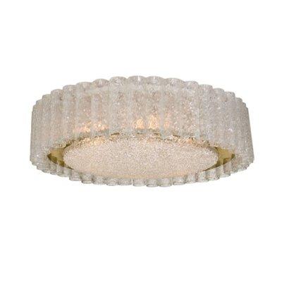 flush mount ceiling lights from doria leuchten 1969 set of 5 for