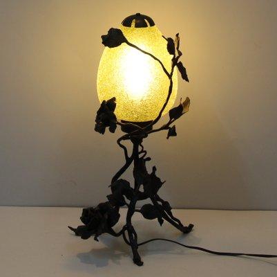 Antike Jugendstil Lampe Bei Pamono Kaufen