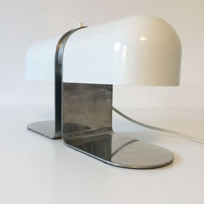 Mid Century Modern Table Lamp By Andre Ricard For Metalarte For Sale