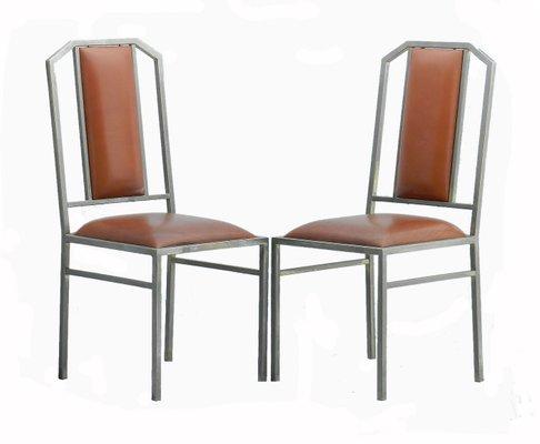 Sedie In Metallo Vintage : Sedie anni sedie club chair vintage anni italian vintage