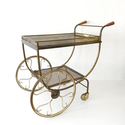 Mid Century Modern Bar Cart By Josef Frank For Svenskt Tenn 1950s 1