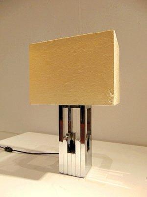Lampe De Bureau Vintage Par Willy Rizzo Pour Lumica En Vente Sur Pamono